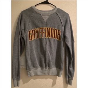 Sweaters - Gryffindor Harry Potter sweater. Size x-small.